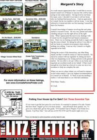 real estate newsletter examples