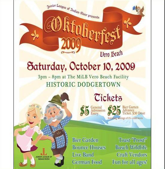 Oktoberfest vero beach florida historic dodgertown for Crafts and stuff vero beach