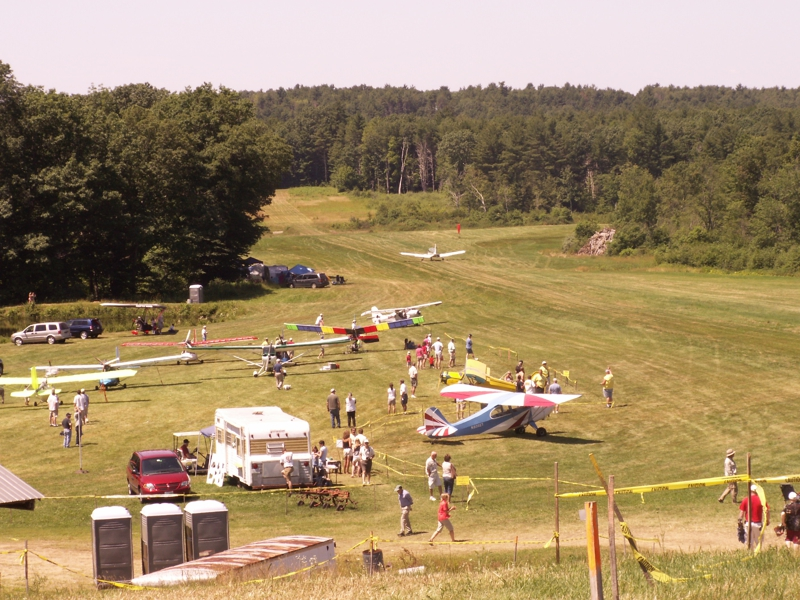 Sanderson's Field Fly-In