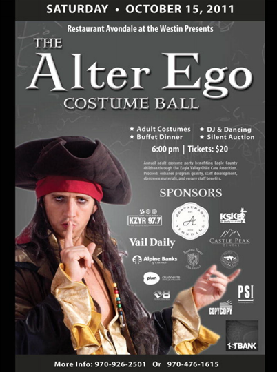 Alter Ego Ball