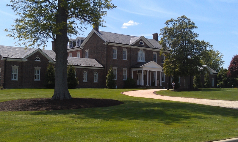 Belmont Country Club Manor House