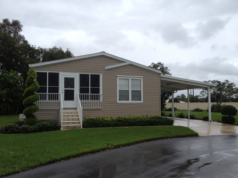 Bay Indies Mobile Homes In Venice, FL -