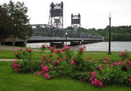 Lift Bridge in Stillwater, Minnesota