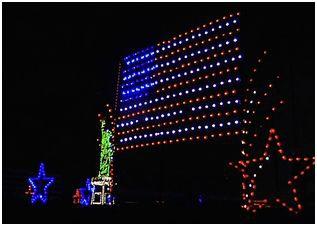 December season of celebrations sharing atlanta motor for Holiday light spectacular atlanta motor speedway