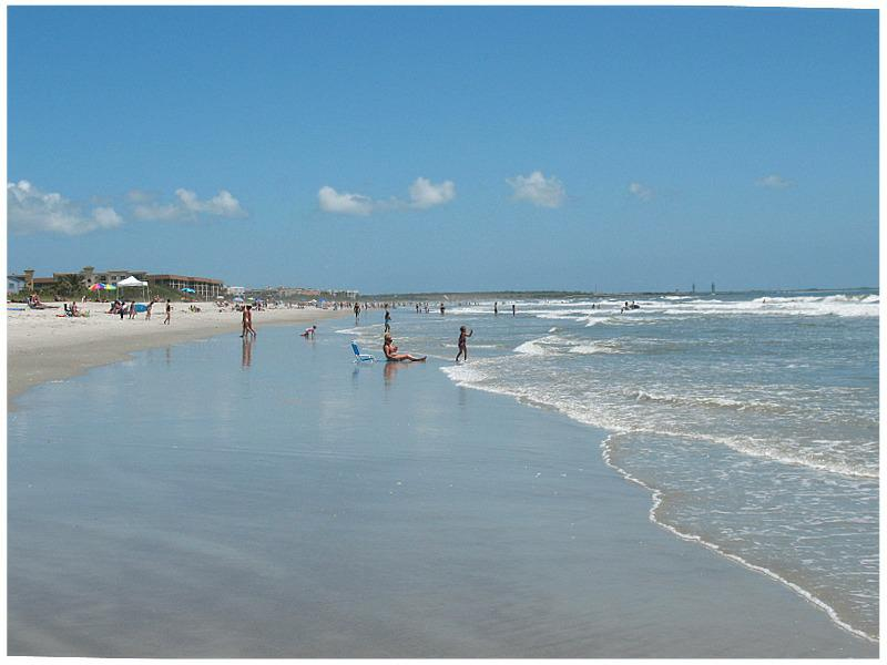 Cape Canaveral Beach