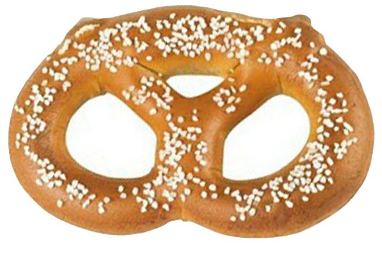 Behold. The Pretzel! The king of snack foods!
