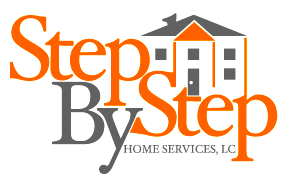 StepByStep Home Services Logo