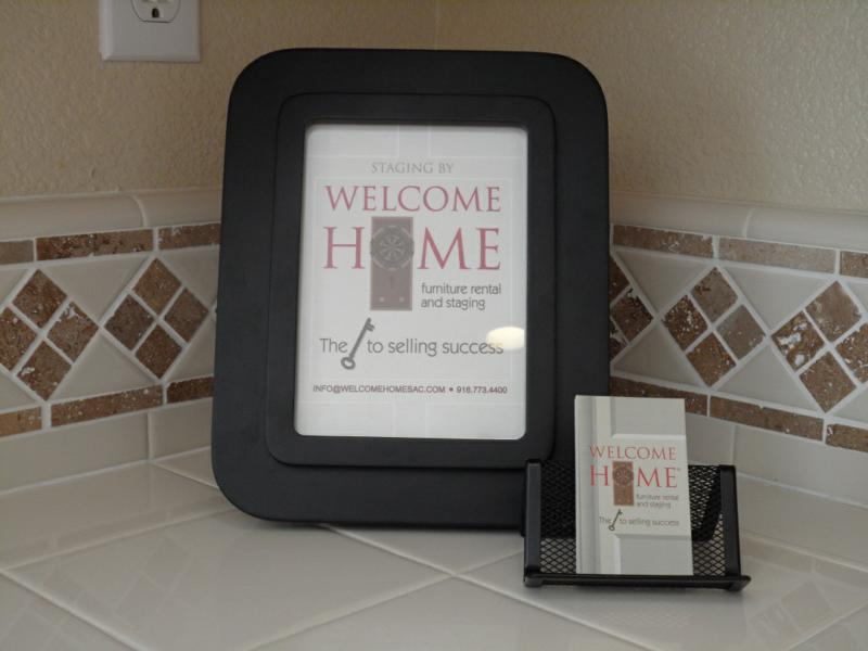 Home Stager Welcome Home Sacramento Furniture Rental Staging