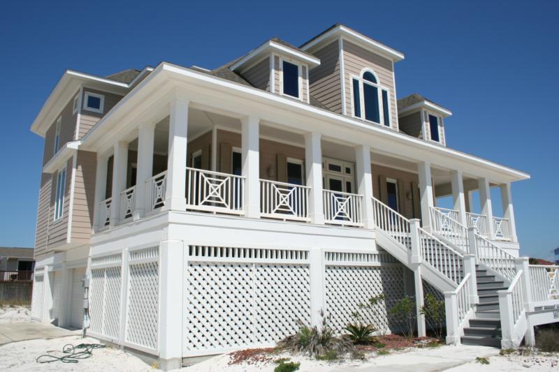 Pensacola Beach Homes