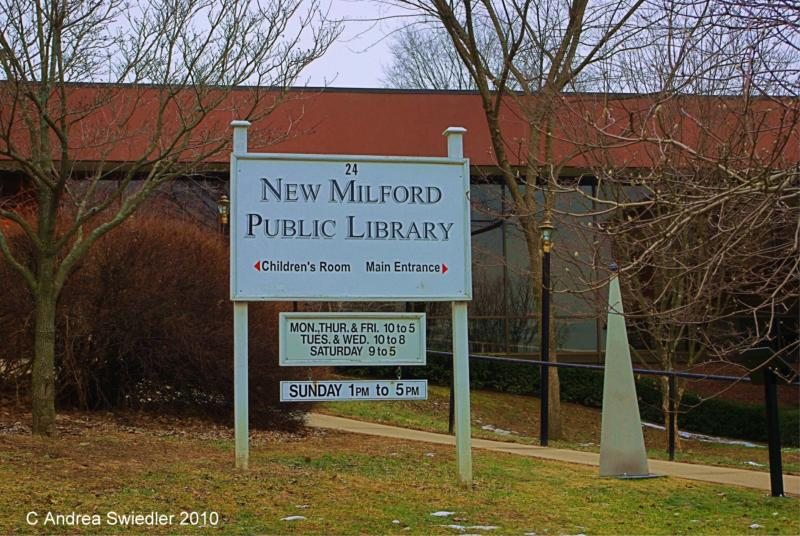 Not New milford connecticut public library
