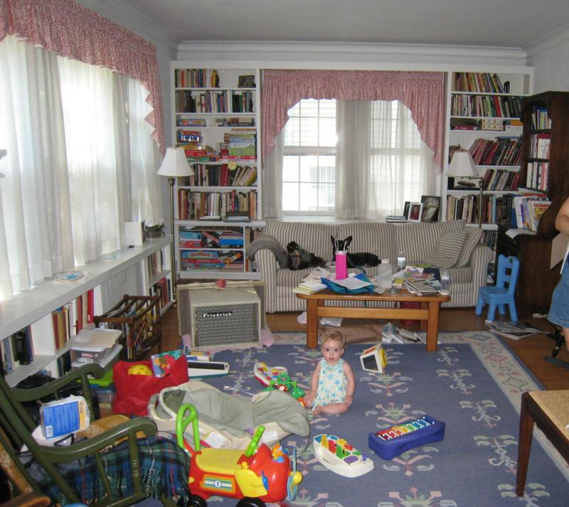 """Studio Apartment With Baby prepare your """"house for sell"""" in nj with staging ~ part 1 living rooms"""