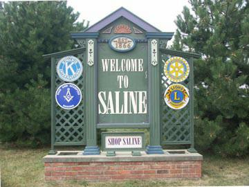 Welcome to Saline, MI