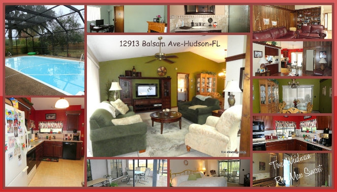 12913 Balsam Ave In Hudson Florida 3bedrooms And A Pool