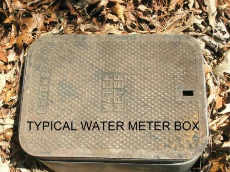 how to fix a meter box
