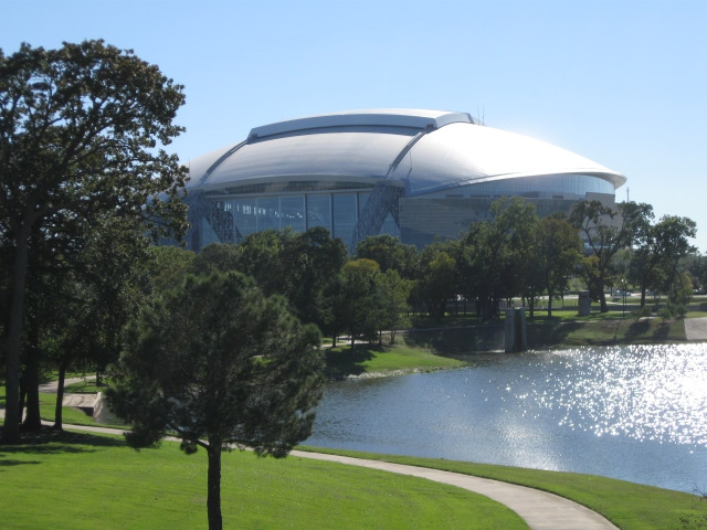 Cowboy Stadium, give us something to cheer about, Lake Livingston Real Estate, conroe homes, huntsville tx homes