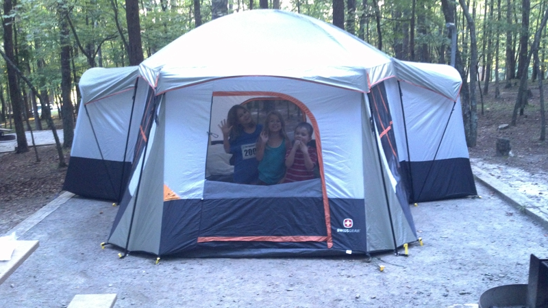 Vacationing At Stone Mountain Nc State Park