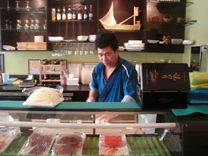 Best Little Sushi Bar In Silver Spring Spring Garden Chinese Restaurant