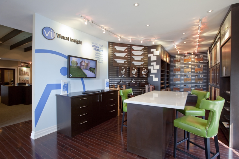 National association of home builders usa award for for Sales office design ideas