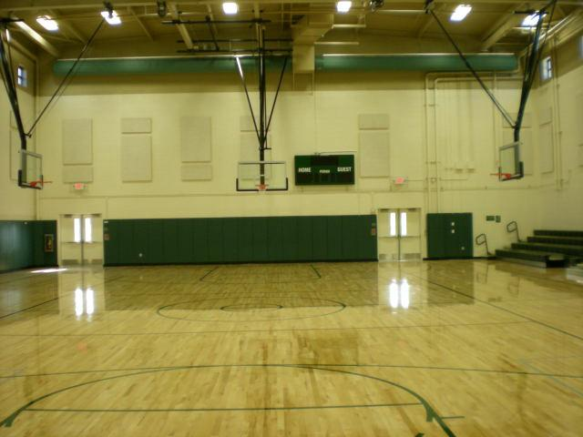 Community Center Sport Court