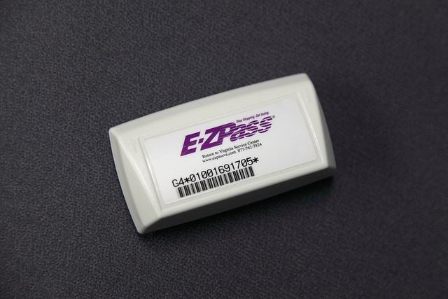 Using Ezpass On New Car
