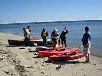 ACLT Guided Canoe Trip On Scenic Parkers Creek