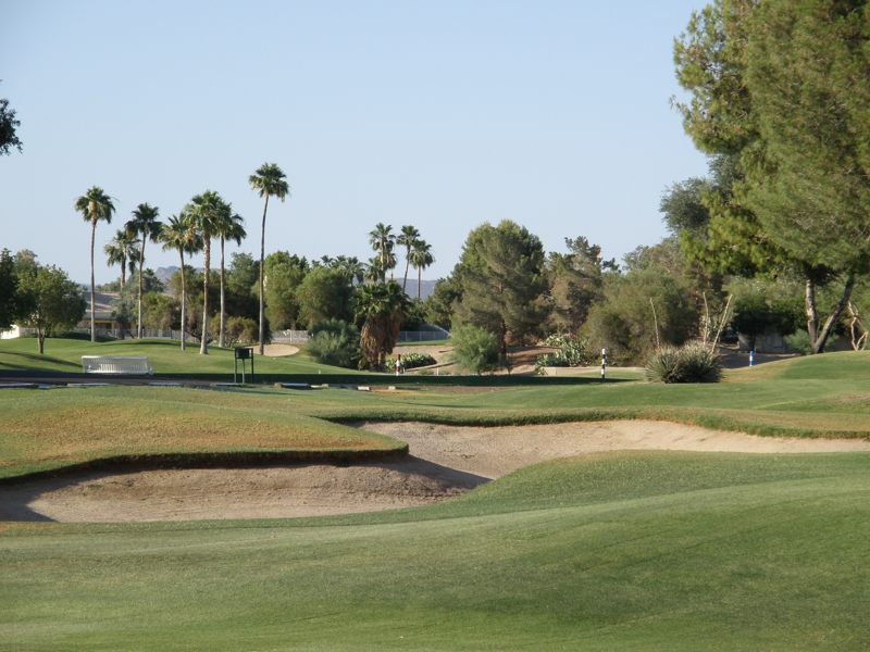 Echo Mesa Golf Course in Sun City West