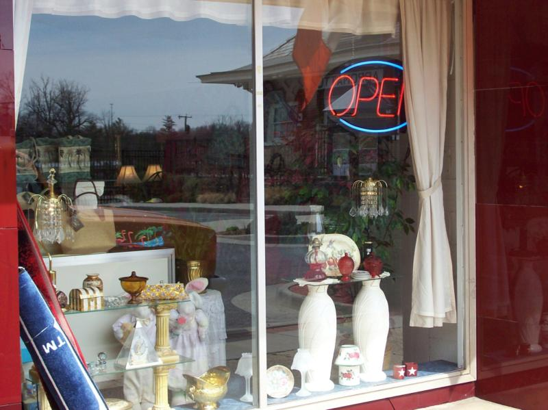 Appomattox Antique Store