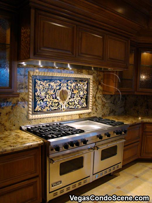 Art Nouveau Kitchen