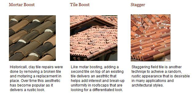 Tuscan Style Roof Techniques