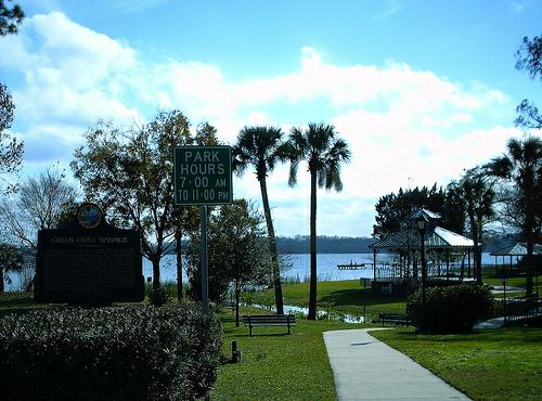 Park at Green Cove