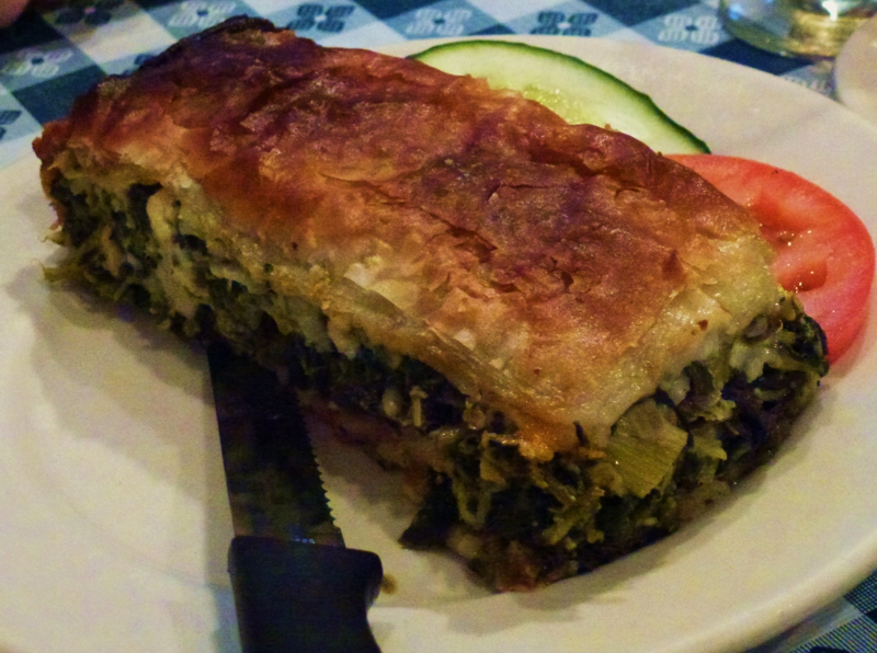 spanakopita HomeRome 410-530-2400