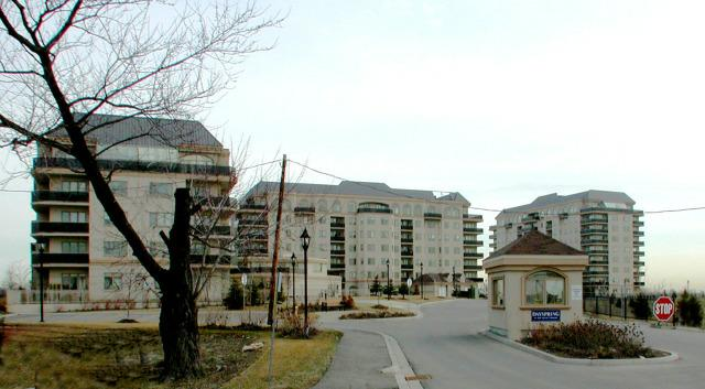 View of the Dayspring Buildings