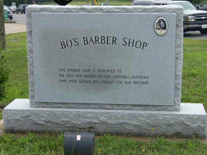 Bo S Barber Shop Clarksville Tennessee