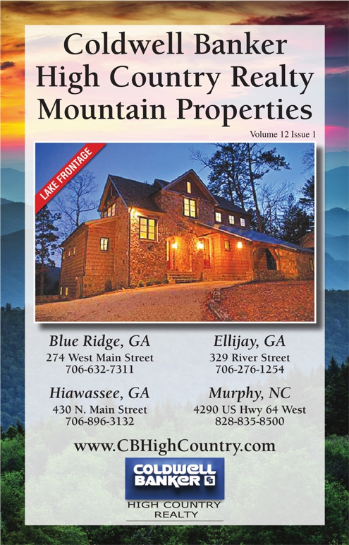 Mountain Living Team NEW BROCHURE