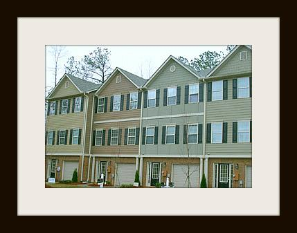 Clarion downs townhomes in stone mountain ga for Master down townhomes