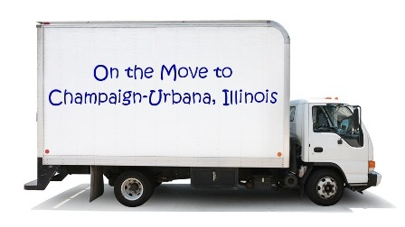 Moving to Champaign-Urbana Il