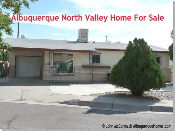 1324 Palo Duro Court Albuquerque NM 87107, Home For Sale, albuquerque homes realty, john mccormack, mccormick, realtor, north valley, home for sale
