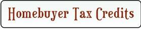 homebuyer tax credits