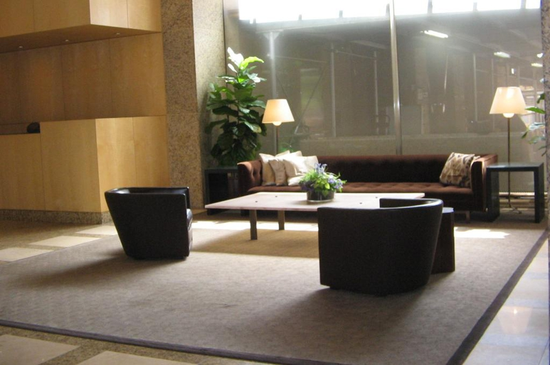 322 West 57th Street | The Sheffield Lobby