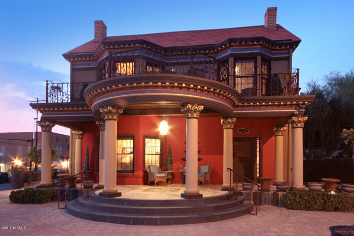 historic homes for sale in tucson