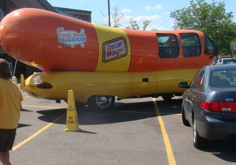 Funny Farewell Quotes Goodbye Poems additionally Page 2 also Space Age Orange And Viewliner Ltd likewise The Worst American Cars Ever likewise Wienermobile Arriving At Willis Wonderland 2 Pm Today. on oscar meyer weenie mobile