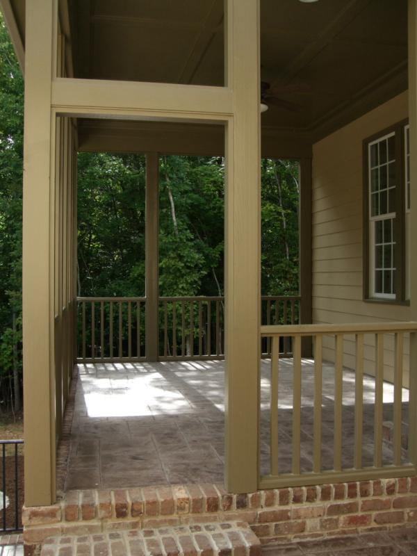 Wrap Around Front Porches - Ideas and Styles for Your New Home - Chapel Hill NC Custom Home Builders