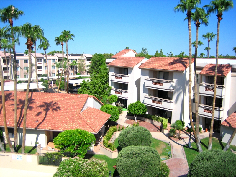 Gated Community in Sun City Arizona