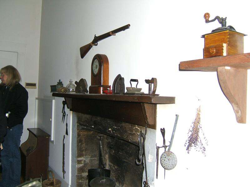 kitchen John Wornall House