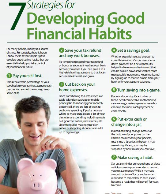 developing good work habits