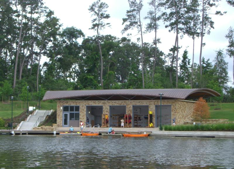 the woodlands texas riva row