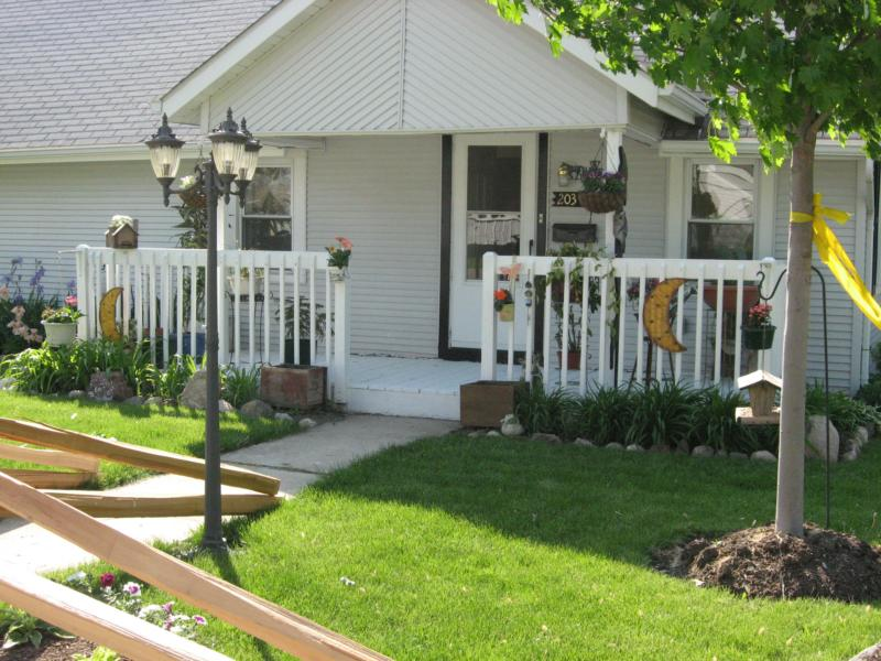 Continuing Curb Appeal