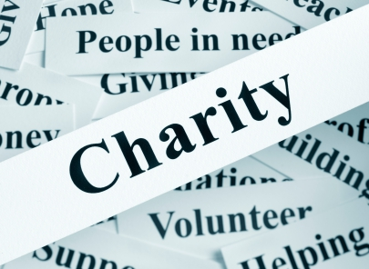 Give to a Charity