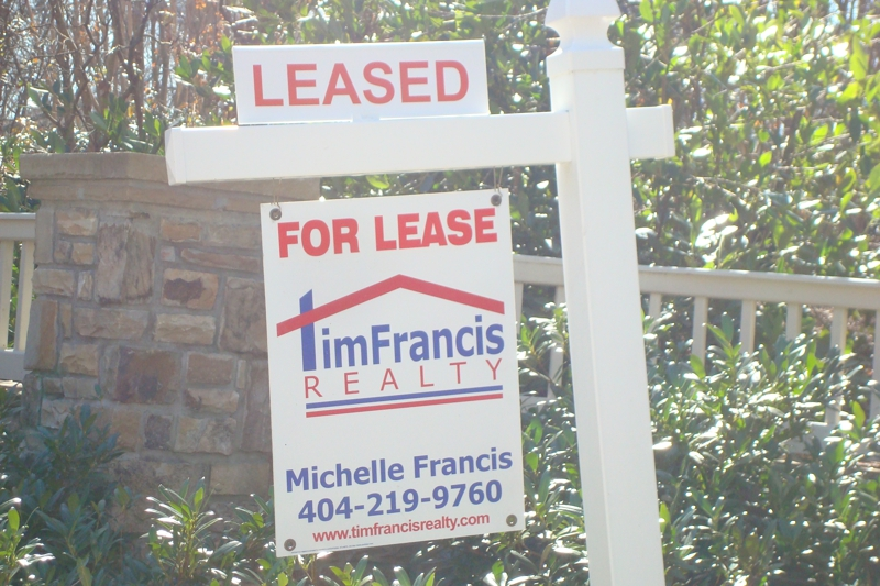 LEASED - Buckhead Luxury Rental Homes - By Michelle Francis, Tim Francis Realty LLC - Property Management Services Photo - RESULTS