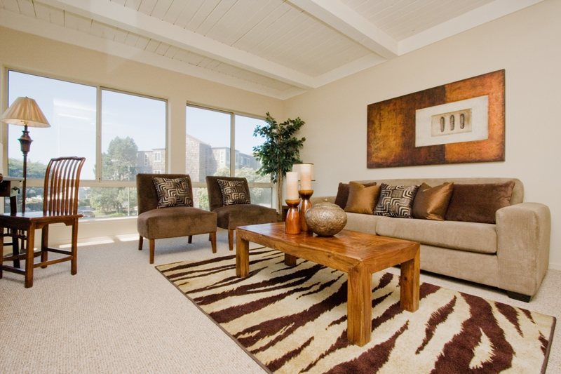 Diamond Heights Village Top Floor Condo - 215 Red Rock Way - 307J